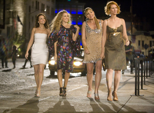 Sex and the City 2008 - Rotten Tomatoes
